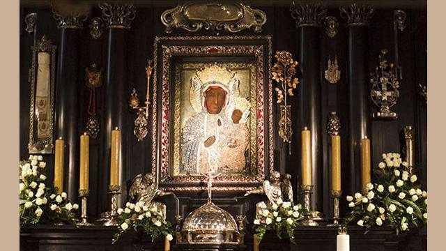 Образ Пресвятої Діви Марії Ченстоховської