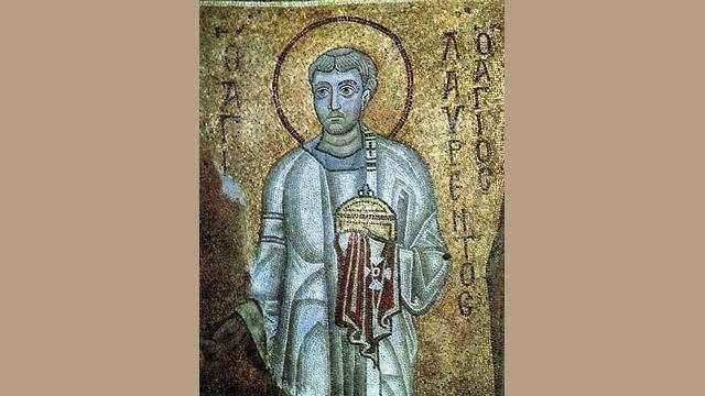 Святий Лаврентій, диякон і мученик