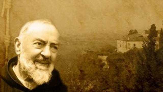 Отець Піо – святий із П'єтрельчіни