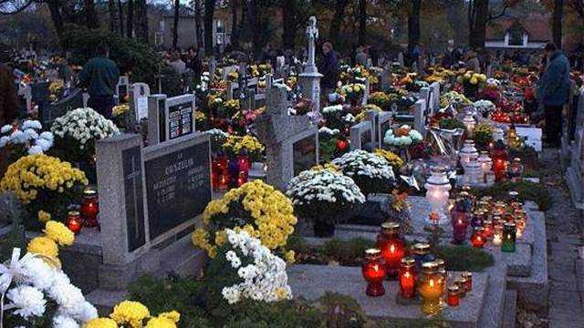 Спомин усіх вірних померлих