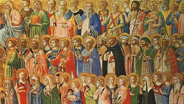 Урочистість Всіх Святих