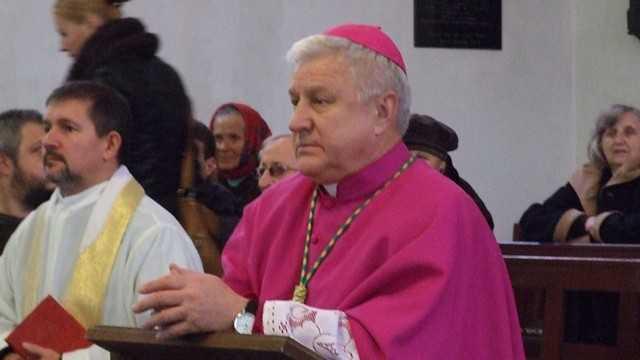 Єпископ Станіслав Широкорадюк у Дніпродзержинську з канонічною візітацією