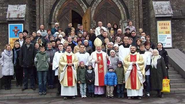 Канонічна візітація єпископа Станіслава Широкорадюка