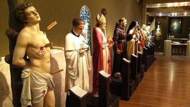 Топ 6-ти найнезвичніших християнських музеїв світу