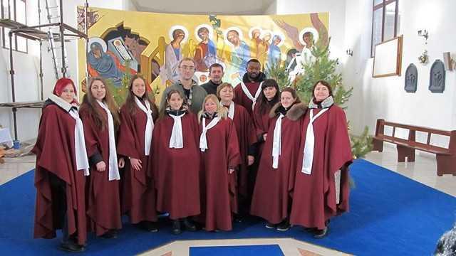 Співаємо і прославляємо Господа разом! (фото)