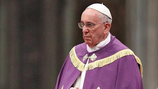 Послання Папи Франциска на Великий Піст 2019