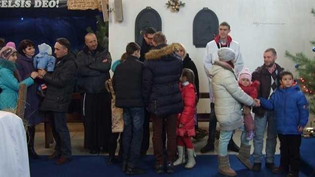 Урочистість Святої Родини і Перша Неділя року (фото)