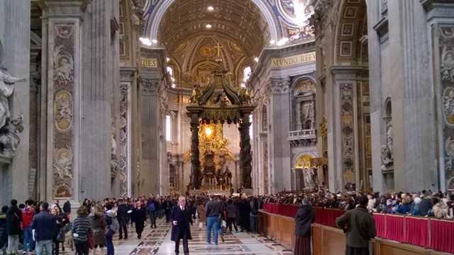 Капуцини на зустрічі з Папою Франциском у Ватикані