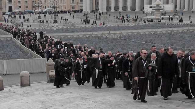 Капуцини у Ватикані і не тільки … (фото)