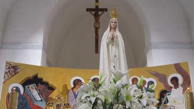 Фатімська Божа Матір, молись за нас!