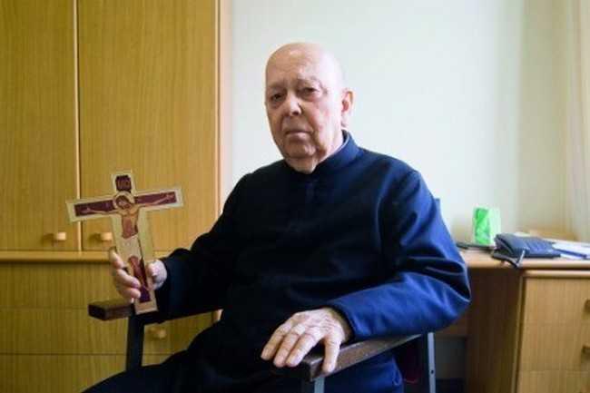 Помер о. Ґабріель Аморт — ватиканський екзорцист