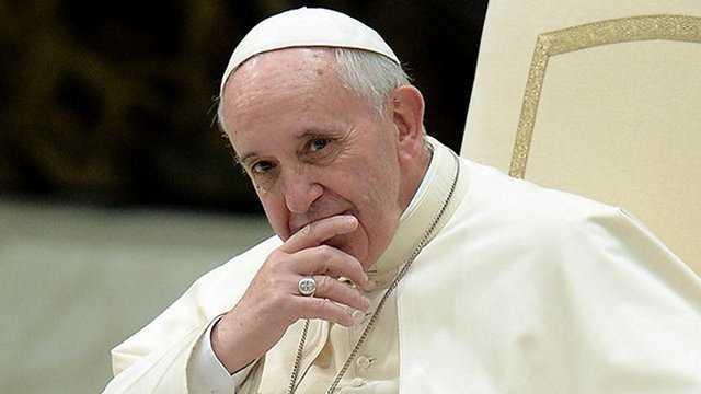 Послання Папи Франциска з нагоди XXV Дня хворого