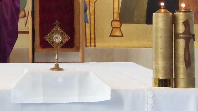 Мощі святого Івана Павла ІІ віднині будуть перебувати в нашому храмі