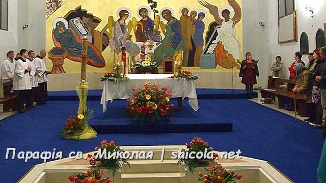 Христос Воскрес, смертю смерть подолав!