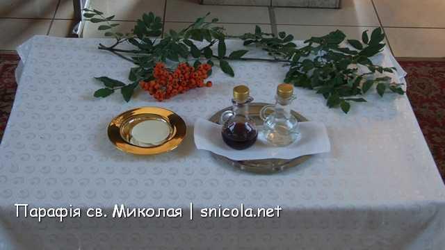 Відновлення Служб Божих в нашому Храмі