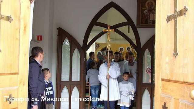 120 років від першої Євхаристії в костелі святого Миколая