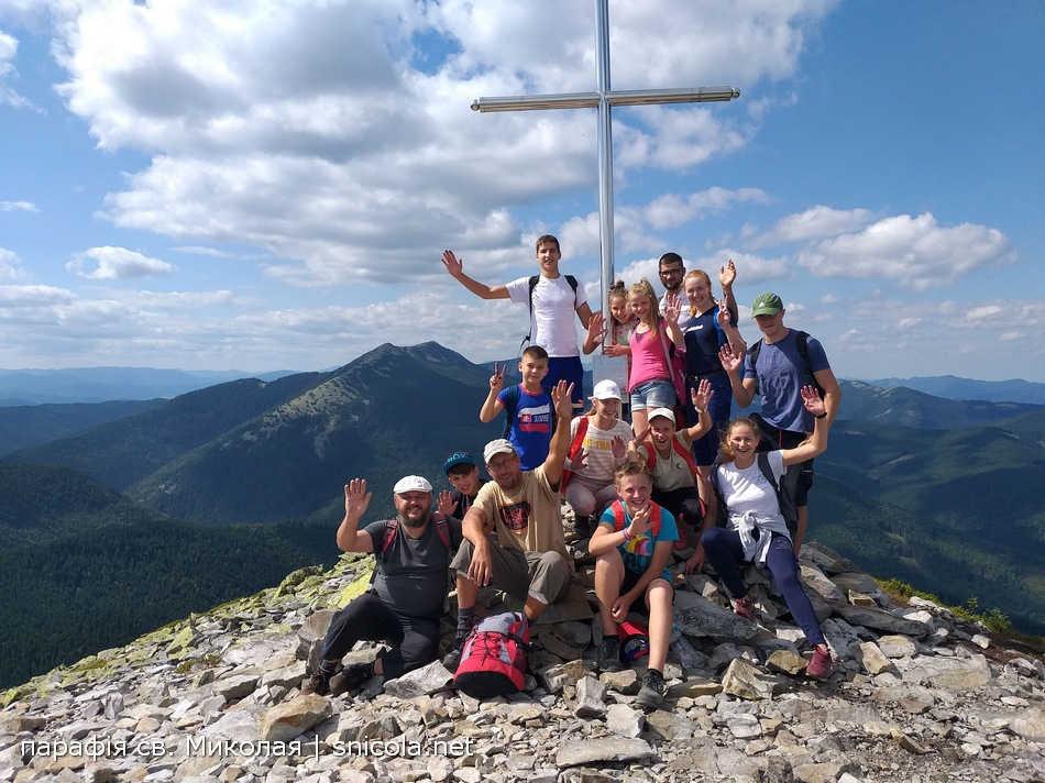 В горах ближче до Бога