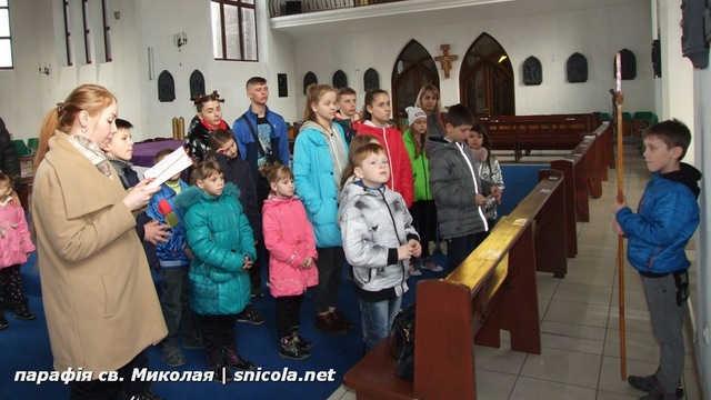 Хресна Дорога для дітей та підлітків
