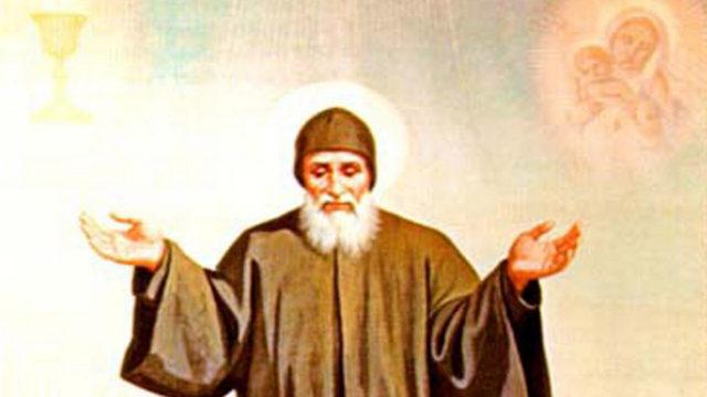 Новенна (Дев'ятниця) до святого Шарбеля